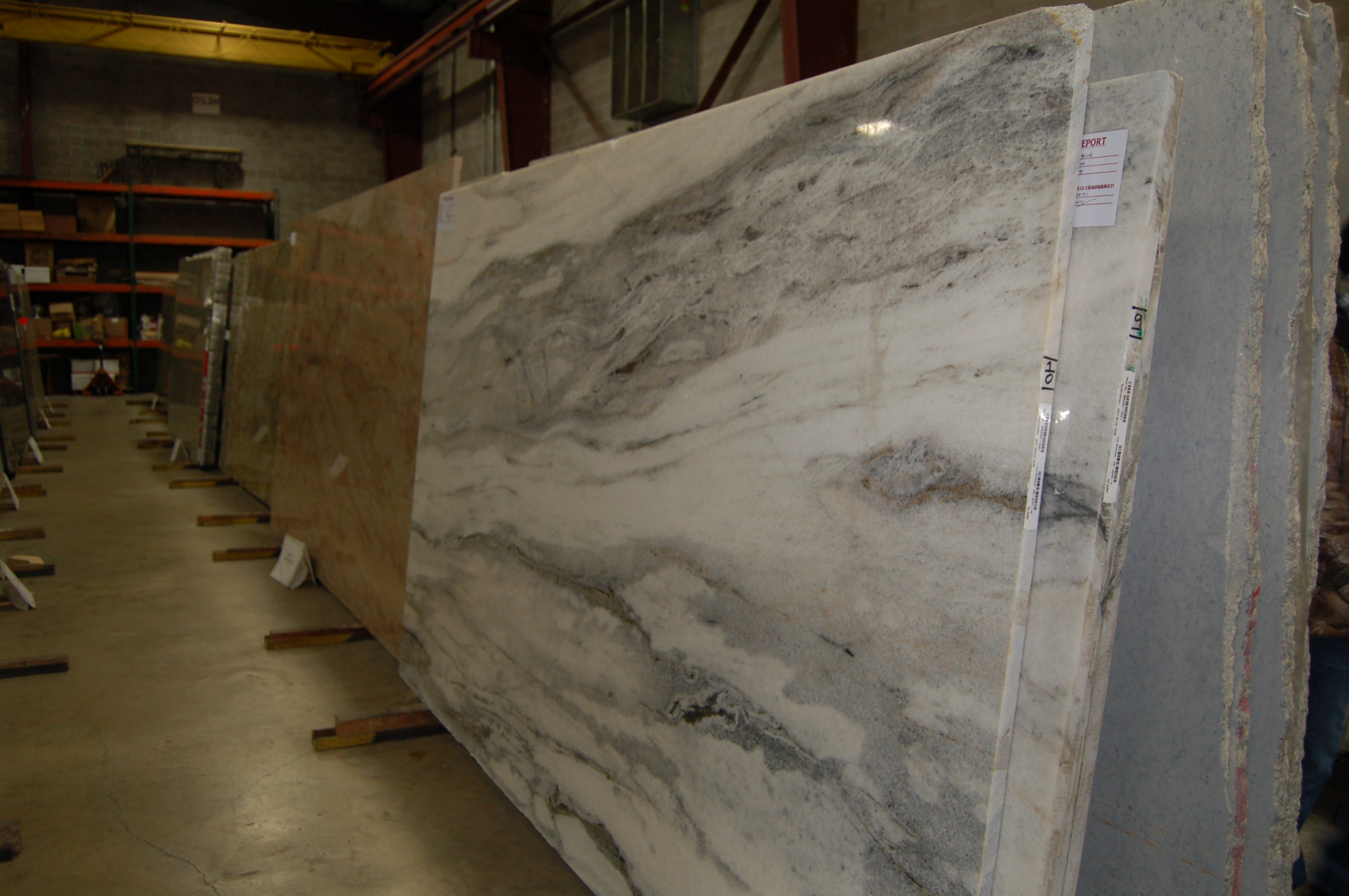 Marble production and export – Hamedan Pack